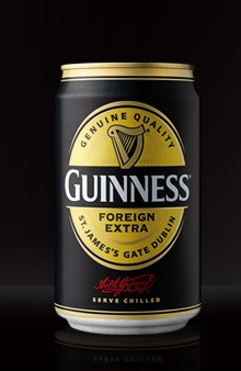Pivo Guinness v Scottish pube Šamorín